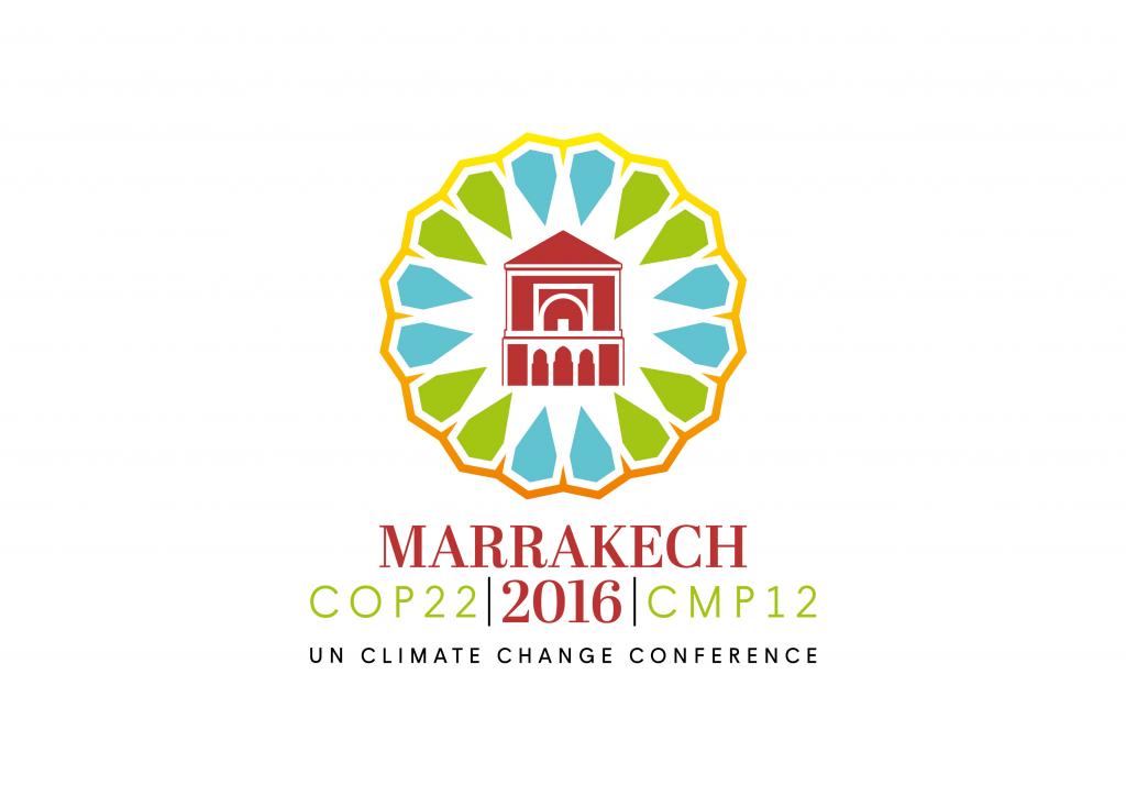 UN COP22 Logo