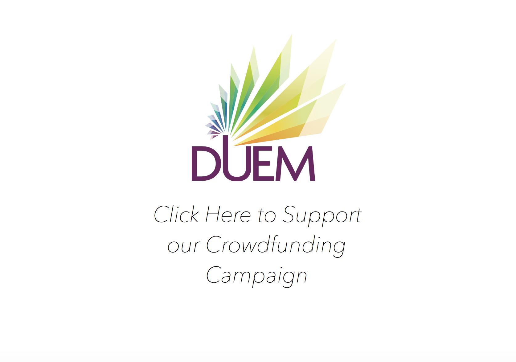 Crowdfunding Link DUEM Indiegogo